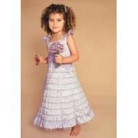 Quality Cap Sleeves Flower Girl Dresses for sale