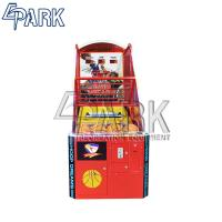 China Hoop Dreams coin amusement arcade basketball game machine for sale on sale