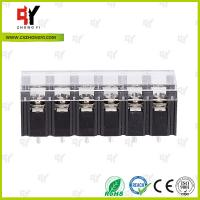 Buy cheap UL94V-0 Connector Terminal Block 7.62mm Spacing 2P - 24P Pole PA66 from wholesalers