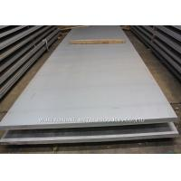 Quality DIN 1.4401 Hot Rolled Plate Steel 316 / 3MM Stainless Steel Plate NO1 Finish for sale