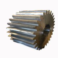 Quality safety large spur big bevel gear made in china, Transmission Gearbox use gear for sale