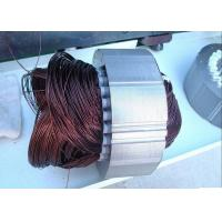 Quality Coils and wedge embedded in the slots for stator of induction motor for sale