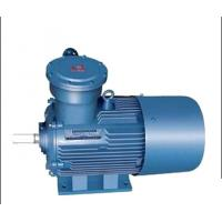 Quality YBVF Series Fireproof Electromagnetic Brake Motor For Electrical Locomotive for sale