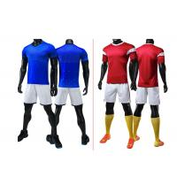 Buy Football jersey new model soccer made in thailand football jersey boys in black at wholesale prices