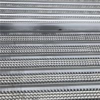 Quality Galvanized High Rib Expanded Metal Mesh for Construction Building for sale