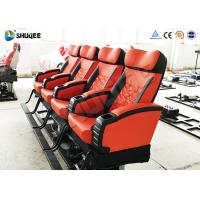 Buy cheap 4D Dynamic System 4D Imax Movie Theaters With 2 DOF Chair Special Effect Machine product