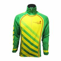 Quality Custom Cycling Sports Clothing Winter Thermal Cycling Jacket To Keep Warm for sale