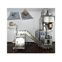 Buy cheap Fully Automatic Tea Packaging Machine With Touch Screen Dispaly , Stainless Steel Material product