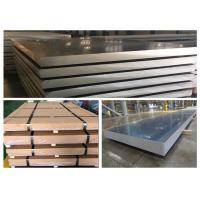 Quality 5 Series Aluminum Alloy Plate AlMg6 5a06 LF6 For Pressure Vessel for sale