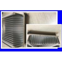 Buy cheap 6063 T5 Silvery Anodized Heat Sink Aluminum  Extrusion Profiles For 5G Mobile from wholesalers