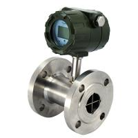 Quality High Performance Flow Turbine Meter Ss304 Double Power System for sale