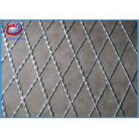 China Multi Function Razor Barbed Wire Concertina Hot Dipped Galvanized Sheet Material on sale