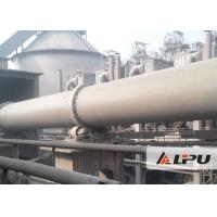 Quality 55kw Wet And Dry Process Cement Rotary Kiln Cement Plant , Steel Mill / Rotary Lime Kiln for sale