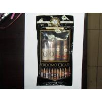 Quality Cuban Or Nicaragua Cigar Humidor Bags in Plastic with Humidified System for sale