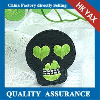 China china manufacturer embroidery patch 3d,iron on embroidery 3d patch,wholesale 3d embroidery patch for garment on sale