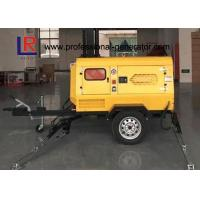 Quality Brushless AC Synchronous Mobile Power Generator Portable Lighting Tower and Spare Parts for sale