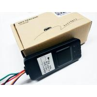 Quality Low Consumption GPS GSM Tracker Current Location Report For Car / Motorcycles for sale