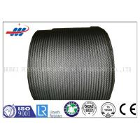 Quality Steel Rotation Resistant Wire Rope For Crane 35Wx7 , DIN / EN Standard for sale