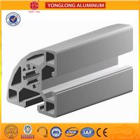 Buy cheap 6063 6063A 6060 6061 Aluminum Industrial Profile Natural Oxidation from wholesalers