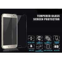 Quality Waterproof Smooth Samsung A3 Screen Protector 2.5 D Tempered Glass 9H for sale