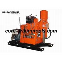 Quality Mineral Exploration Drilling Diamond Drill Rig Spindle Type 320m Depth for sale