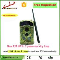 Quality Infrared Analog Hunting Camera CCD 3G 12MP MMS 1080p Night Vision Action Wireless Scouting Trail Outdoor Hunting Camera for sale