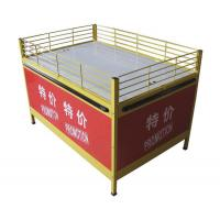 Quality Food Plastic Convenience Store Promotional Tables Standard Carton / Foam Packing for sale