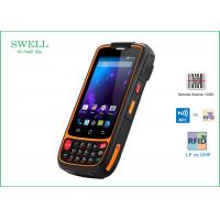 Quality 1D 2D Scanner mobile phone 16GB Military Spec Smartphone with LF 125KHz 134.2KHz for sale