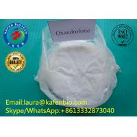 Quality CAS 53-39-4 Oral Anabolic Steroids Oxandrolone / Anavar  for Body Building for sale