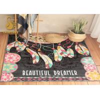 Buy cheap Commercial kitchen rugs washable Carpet On Floor With Designer product