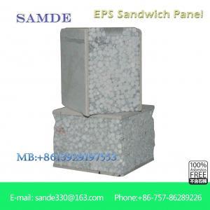 Fire Proof Light Weight Concrete Board Construction Materials sandwich wall panel