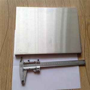 Bare Magnesium Plate AZ31B ZK60 WE43 AZ61 AZ91 MnE21 for CNC engraving