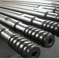 Buy cheap Top hammer rock drill thread drill drifter rod/T38,T45,T51 extension and MF from wholesalers