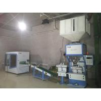 Quality High Accuracy Granule Bag Packaging Machine With Double Weighing Hopper for sale