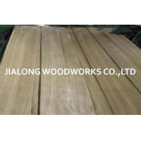 Buy cheap Hotel Furniture Natural Wood Walnut Veneer Plywood Quarter Cut Grain AAA Grade product