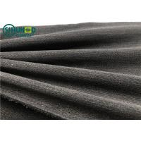 Quality Viscose Polyester Water Jet Woven Interlining Super Soft Hand Feelining PA Coating for sale