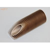China Heat Transferring Integral Finned Tubes Roll forming for Oil Cooler , 14MM Inner Dia on sale