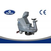 Quality Double Brush 1160MM Hard Floor Cleaning Machines For Medical Industry for sale