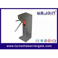 Tripod Turnstile security systems With Ticket Inspection for Natural Area