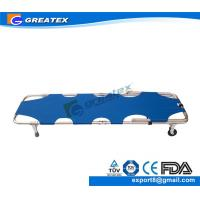 Quality Military Stretcher Of 2 Folding Aluminum Medical Stretcher Portable (GT-FS01) for sale