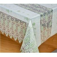 China Plastic Lace Table Linen on sale