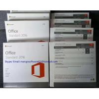 Buy cheap Genuine Microsoft Office Home Business 2016 Retail Key Activation Online DVD from wholesalers