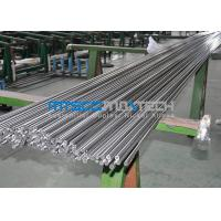 Buy cheap ASTM A269 / A213 Stainless Steel Instrumentation Tubing Cold Drawn 6096mm from wholesalers