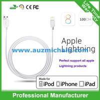 Quality MFI charging cable mfi lightning cables for sale