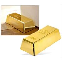 China A Gold Bar Door Stop on sale