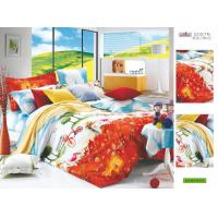 Printed Full Size Complete 100 % Cotton Designer Kids Bed Sheet