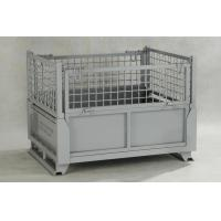 Quality Auto Industry Foldable Pallet Container 1000 - 2000kgs Weight Capacity for sale