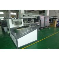 Buy PET / PP / PE Plastic Container Screen Print Machine 4000pcs / hr With IR Dryer at wholesale prices