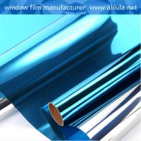 High heat insulation privacy static cling window film for car/building glass window
