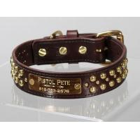 China Large dog collars Super Spiked King GCDC-028 on sale